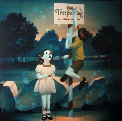 Victor Castillo, 'Trespass', 2011