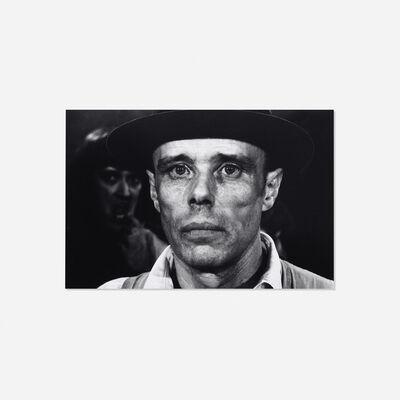 Michael Ruetz, 'Joseph Beuys', 1974