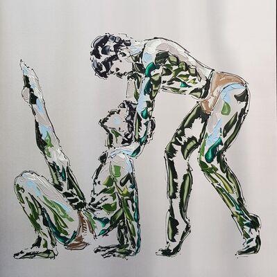 Paul La Poutré, 'Let's danse', 2018