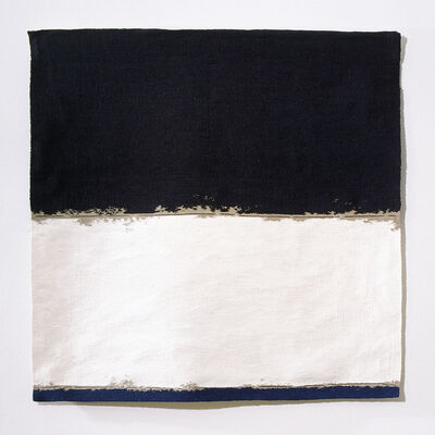 Sara Brennan, 'Dark Blue Line 1', 1999