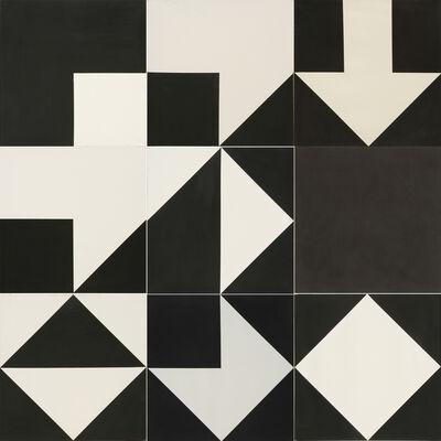Jo Felber, 'Concept 3-4-9', 1988-1989