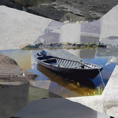 Stefan Fransson, 'Boat', 2018