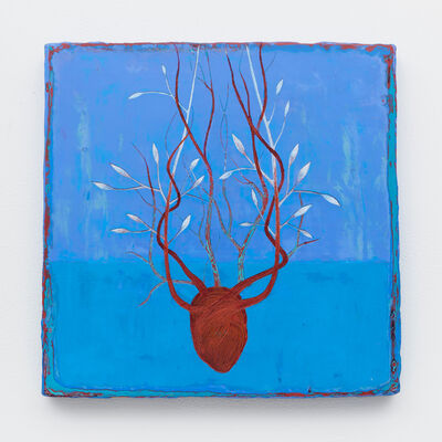 Esperanza Cortés, 'Red Heart', 2007`