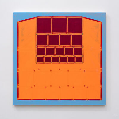 Dan Walsh, 'Structure I (Cube)', 2016