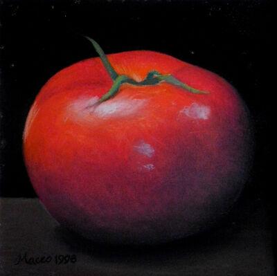 Maceo Mitchell, 'Tomato on Black', 1998