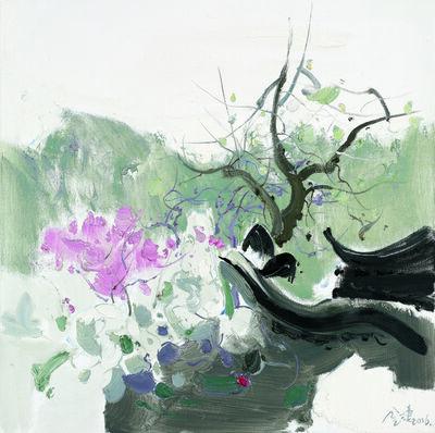 Jin Jie 金捷, 'View From Yi Yuan', 2016