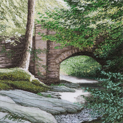 Alison Holt, 'Under The Bridge', 2019