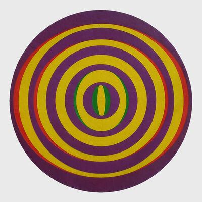 Tomás García Asensio, 'Circular 4', 1968