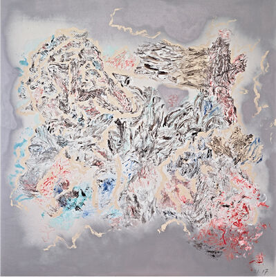 Oliver Lee Jackson, 'No. 15 (12.21.17)', 2017
