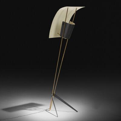 Pierre Guariche, 'Cerf Volant floor lamp', 1952