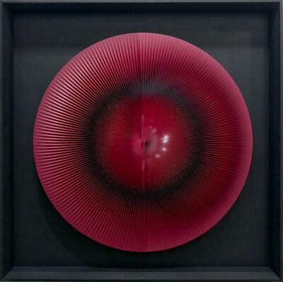 Alberto Biasi, 'Cerchio delle mie brame (Circle of my Desires)', 1998