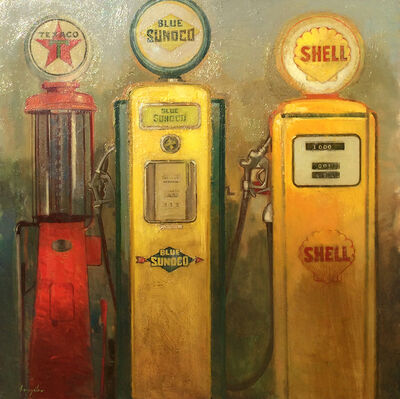 Francis Livingston, 'Fuel', 2013