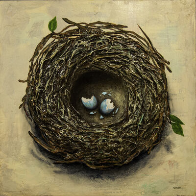 Thane Gorek, 'Bird's Nest 2', 2018