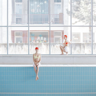 Maria Svarbova, 'Twins', 2016