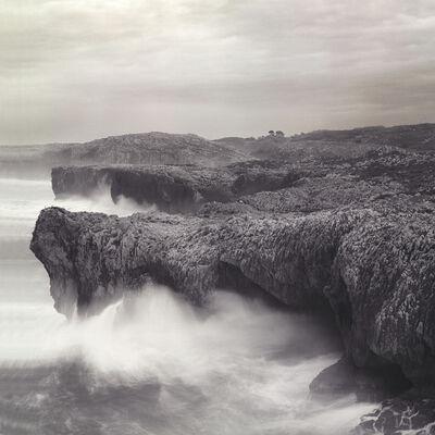 Frank Hallam Day, 'Llanes Coastline, #1', 1999