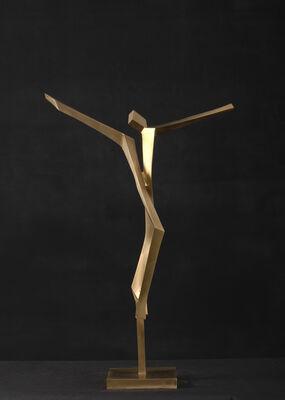 Oskar Höfinger, 'Cosmic Christ', 1983