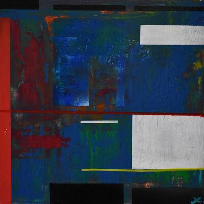 John Krempel, 'Through the Blue Door'