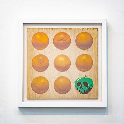 Isaac Pelayo, 'Bad Apple', 2020