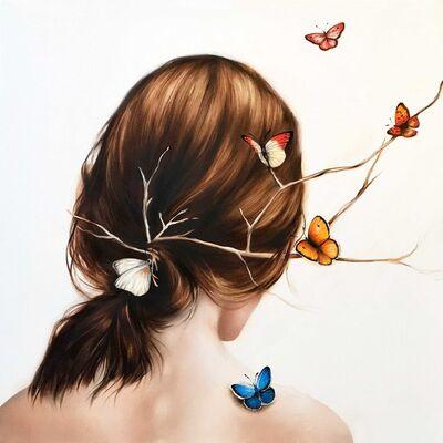 Rossella Baldecchi, 'Ali di vita', 2018