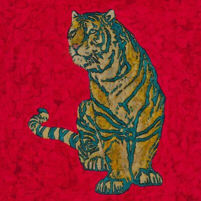 Xue Song 薛松, 'Tiger 虎', 2010