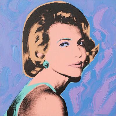 Andy Warhol, 'An American Lady : Kay Fortson', 1976