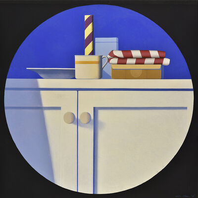 Wim Blom, 'Closed Cupboard'