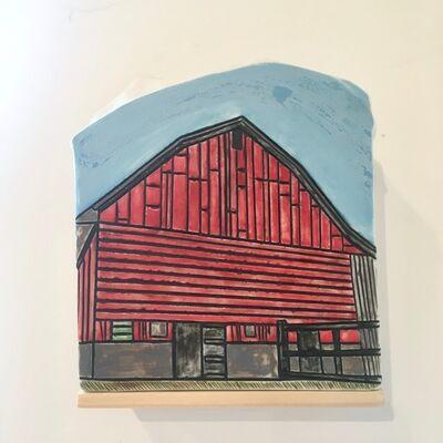 Tiffany Bailey, 'Red Barn', 2018