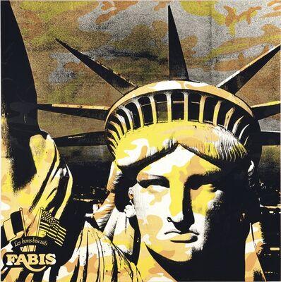 Andy Warhol, 'Statue of Liberty', 1986