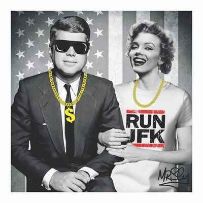 Mr Sly, 'Run JFK'