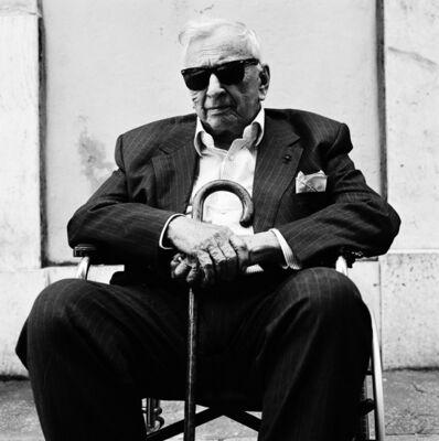 Anton Corbijn, 'Gore Vidal', 2009