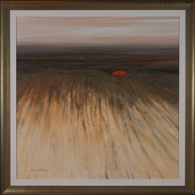 Colin Parker, 'Aerial View Uluru', 2012-2014