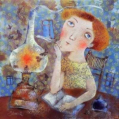 Anna Silivonchik, 'Creating ', 2021