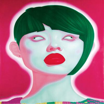 Feng Zhengjie, 'Chinese Portrait no.2', 2008