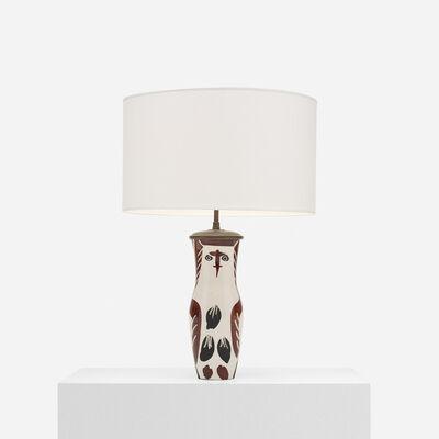 Pablo Picasso, 'Chouetton Table Lamp', 1952