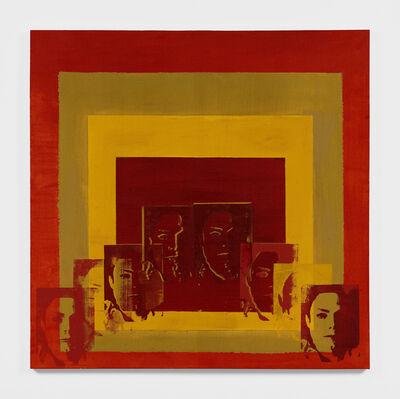 Kandis Williams, 'Primitive accumulation: kant, marx, albers, jackson', 2019