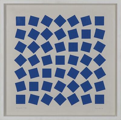 Luiz Sacilotto, 'Serigrafia', 1978