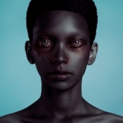 Oleg Dou, 'Tanya's Tears, from the Tears series', 2008