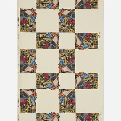 Rodney Graham, 'City Self/Country Self wallpaper (three rolls)', 2001
