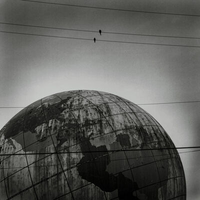 Cheng Chang WU, '情緒地景-地球 Seeing and Construction-Earth', 1999