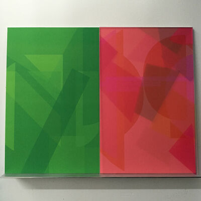 Monika Bravo, 'Arche-Types:Vida_Logos', 2015