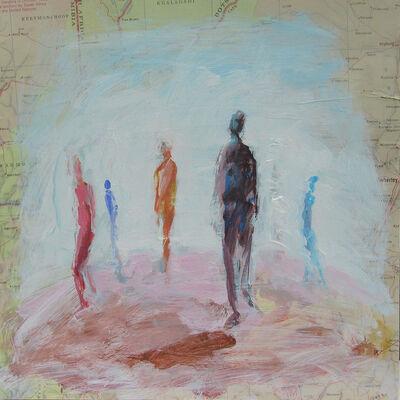 Andrea Geller, 'Human race South Africa', 2020