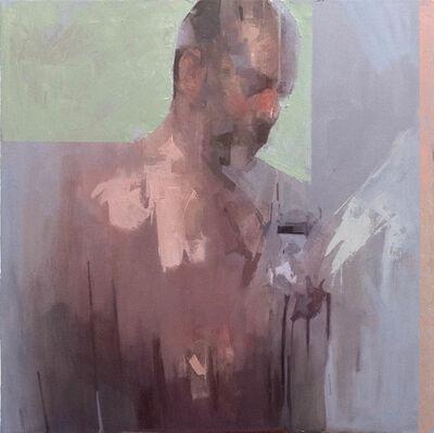 Daniel Hughes, 'Untitled (Self Portrait) No 2', 2017