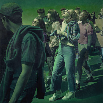 Mary Henderson, 'Sunshine', 2020