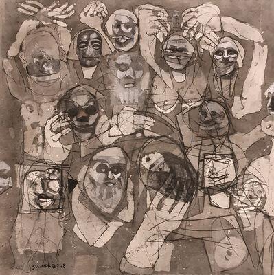 Alaa Sharabi, 'Man-Made Destruction', 2018