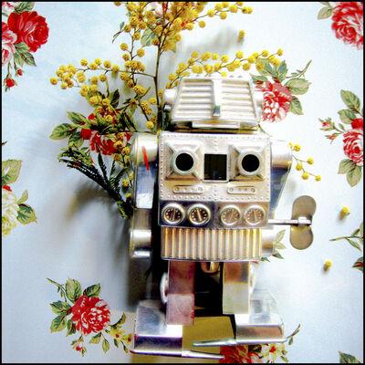Captain Fluo, 'Mimi, le robot', ca. 2009