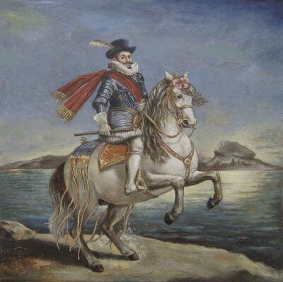 Tony Geiger, 'Philip III, Equestrian', 2015