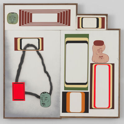 Barry McGee, 'UNTITLED', 2017