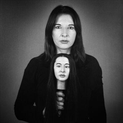 Marina Abramović, 'Me and Me II', 2008