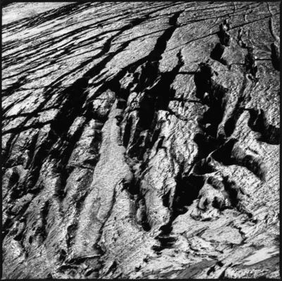 Detlef Orlopp, '04.09.1985 - le glacier', 1985