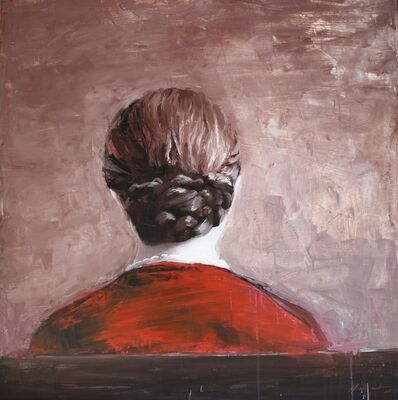 Alfredo Mendoza Bullain, 'Braided', 2019